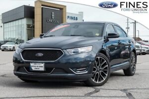 2017 Ford Taurus SHO - DEMO, AWD, LEATHER, SUNROOF!