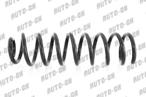 2 REAR COIL SPRINGS FOR RENAULT GRAND SCENIC 2003--->