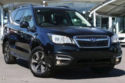 2017 Subaru Forester S4 MY18 2.5i-L CVT AWD Black 6 Speed Constant Variable Wagon Sutherland Sutherland Area Preview