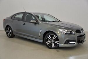 2015 Holden Commodore VF MY15 SV6 Storm Grey 6 Speed Sports Automatic Sedan Mansfield Brisbane South East Preview