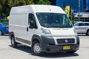 2013 Fiat Ducato Series II MY12 Mid Roof LWB White 6 Speed Manual Van Southport Gold Coast City Preview