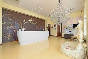 Spa rooms for rent