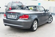 2012 BMW 120I E88 LCI MY0911 Steptronic Grey 6 Speed Sports Automatic Convertible Brookvale Manly Area Preview