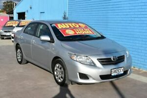 2007 Toyota Corolla ZRE152R Ascent Silver 4 Speed Automatic Sedan Enfield Port Adelaide Area Preview