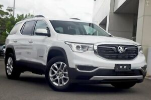 2018 Holden Acadia AC LT White Sports Automatic Berwick Casey Area Preview