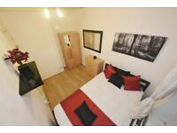Lovely Hackney Central City Double Room inc bills WiFi very close to 2 stations city buses inc TV