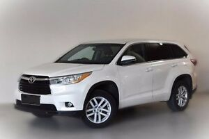 2015 Toyota Kluger GSU50R GX 2WD White 6 Speed Sports Automatic Wagon Narre Warren Casey Area Preview