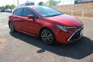 2018 Toyota Corolla Mzea12R ZR Volcanic Red 10 Speed Automatic Hatchback The Gardens Darwin City Preview