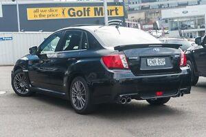 2013 Subaru Impreza G3 MY13 WRX AWD Black 5 Speed Manual Sedan Brookvale Manly Area Preview