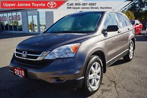 2010 Honda CR-V LX AWD - Looking for an SUV under $15000?