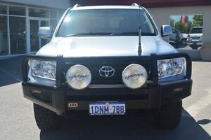 2010 Toyota Landcruiser VDJ200R MY10 60th Anniversary Blue 6 Speed Sports Automatic Wagon Bayswater Bayswater Area Preview