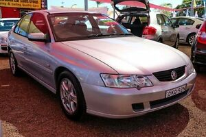 2003 Holden Commodore VY Lumina Silver 4 Speed Automatic Sedan Colyton Penrith Area Preview