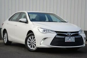 2015 Toyota Camry ASV50R Altise White 6 Speed Sports Automatic Sedan Oakleigh Monash Area Preview