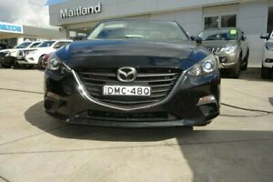 2013 Mazda 3 BM5278 Neo SKYACTIV-Drive Black 6 Speed Sports Automatic Sedan East Maitland Maitland Area Preview
