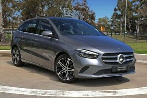 2019 Mercedes-Benz B-Class W247 B180 Grey Sports Automatic Dual Clutch Melbourne Airport Hume Area Preview