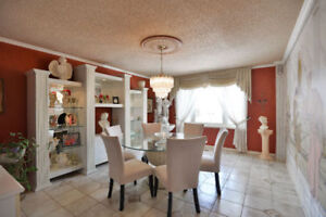 wall unit and entertainment center