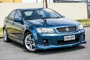 2009 Holden Commodore VE MY10 SS Blue 6 Speed Sports Automatic Sedan Gepps Cross Port Adelaide Area Preview