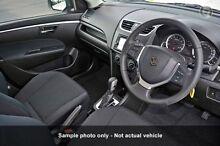 2016 Suzuki Swift FZ MY14 GL Navi AW Mineral Grey 4 Speed Automatic Hatchback Hillcrest Logan Area Preview