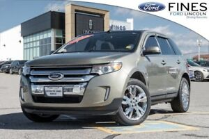 2013 Ford Edge Limited - AWD, NAVIGATION, PANOROOF, LEATHER