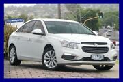 2015 Holden Cruze JH Series II MY15 CDX White 6 Speed Sports Automatic Sedan Lilydale Yarra Ranges Preview