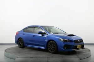 2017 Subaru WRX MY17 Premium (AWD) Blue Continuous Variable Sedan