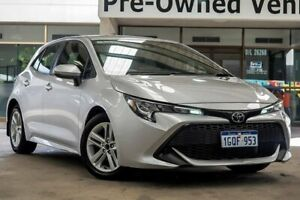2018 Toyota Corolla Mzea12R Ascent Sport Silver Continuous Variable Hatchback Cannington Canning Area Preview