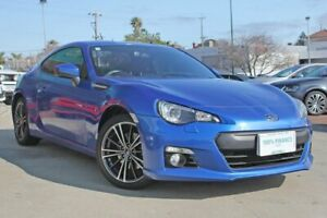 2013 Subaru BRZ MY13 Blue 6 Speed Manual Coupe Victoria Park Victoria Park Area Preview