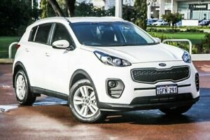 2017 Kia Sportage QL MY17 Si 2WD White 6 Speed Sports Automatic Wagon Cannington Canning Area Preview