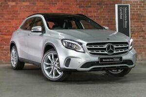 2019 Mercedes-Benz GLA-Class X156 GLA180 Silver Sports Automatic Dual Clutch Mulgrave Monash Area Preview