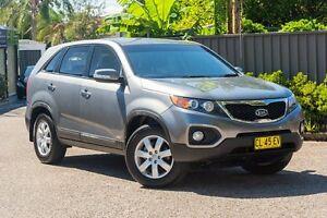 2011 Kia Sorento XM MY11 SI Silver 6 Speed Sports Automatic Wagon Greenacre Bankstown Area Preview