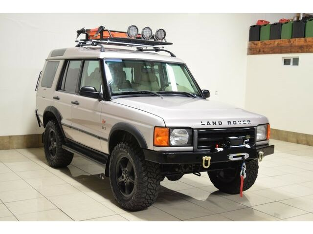2001 Land Rover Discovery LIFTED 4X4