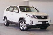 2013 Kia Sorento XM MY14 SI White 6 Speed Sports Automatic Wagon Midvale Mundaring Area Preview