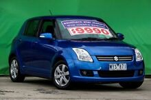 2009 Suzuki Swift RS415 Blue 5 Speed Manual Hatchback Ringwood East Maroondah Area Preview