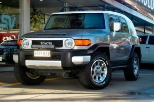 2012 Toyota FJ Cruiser GSJ15R Grey 5 Speed Automatic Wagon Somerton Park Holdfast Bay Preview