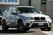 2011 BMW X5 E70 MY11.5 xDrive30d Steptronic Silver 8 Speed Sports Automatic Wagon Tweed Heads South Tweed Heads Area Preview
