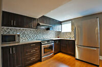 1-BED NEW BSMNT APT 4 RENT IN MISSISSAUGA in a DETACHED HOUSE