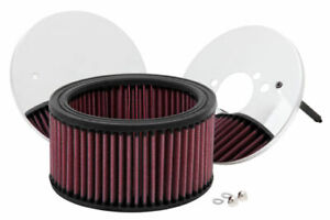 K&N Air Filter Intake Assembly - Datsun 240Z SU Round Top Carbs