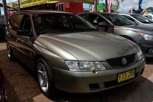 2002 Holden Commodore VY Executive Grey 4 Speed Automatic Wagon Colyton Penrith Area Preview