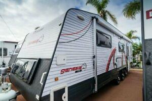 2014 Windsor Genesis GC715S Caravan Greenfields Mandurah Area Preview