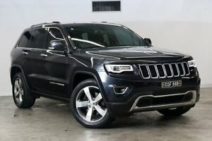 2013 Jeep Grand Cherokee WK MY2014 Limited Blue 8 Speed Sports Automatic Wagon Darlinghurst Inner Sydney Preview