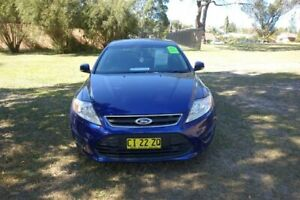 2014 Ford Mondeo MC LX Blue 6 Speed Sports Automatic Hatchback East Maitland Maitland Area Preview