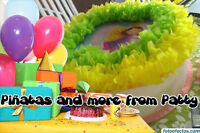 Offering ~HAND MADE & PERSONALIZED PINATAS~ $25