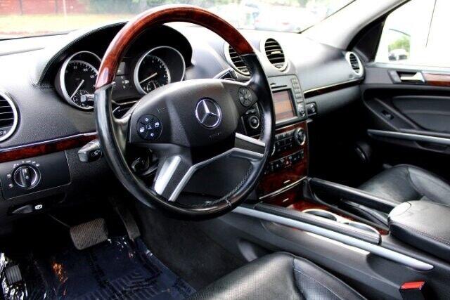 Image 12 Voiture Européenne d'occasion Mercedes-Benz GL-Class 2012