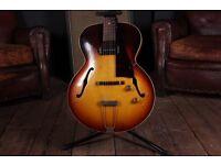1958 Gibson ES-125T Sunburst w/ 50s Custom Shop Hardcase
