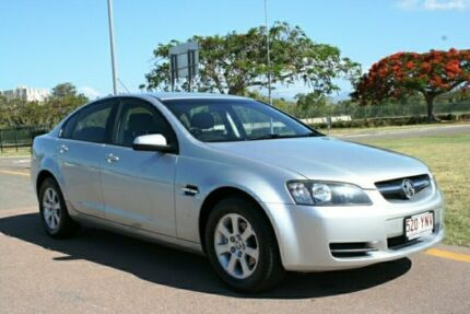 2008 Holden Commodore VE Omega Silver 4 Speed Automatic Sedan Townsville Townsville City Preview