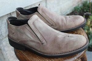 Italian shoes Donald Pliner men's leather size UK 12 or US 12 ½