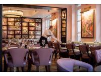 Waiter/Waitress - The Botanist Sloane Square