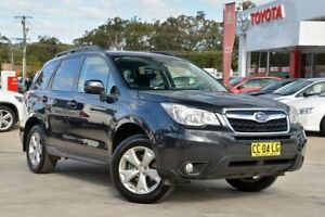 2014 Subaru Forester S4 MY14 2.5i-L Lineartronic AWD Grey 6 Speed Constant Variable Wagon Wyoming Gosford Area Preview
