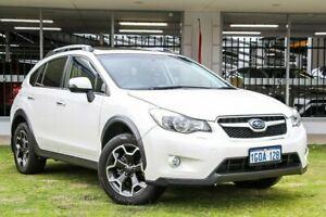 2014 Subaru XV G4X MY14 2.0i-S Lineartronic AWD White 6 Speed Constant Variable Wagon Victoria Park Victoria Park Area Preview