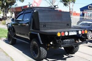 2006 Toyota Hilux KUN26R MY05 SR5 Black 4 Speed Automatic Utility Altona North Hobsons Bay Area Preview